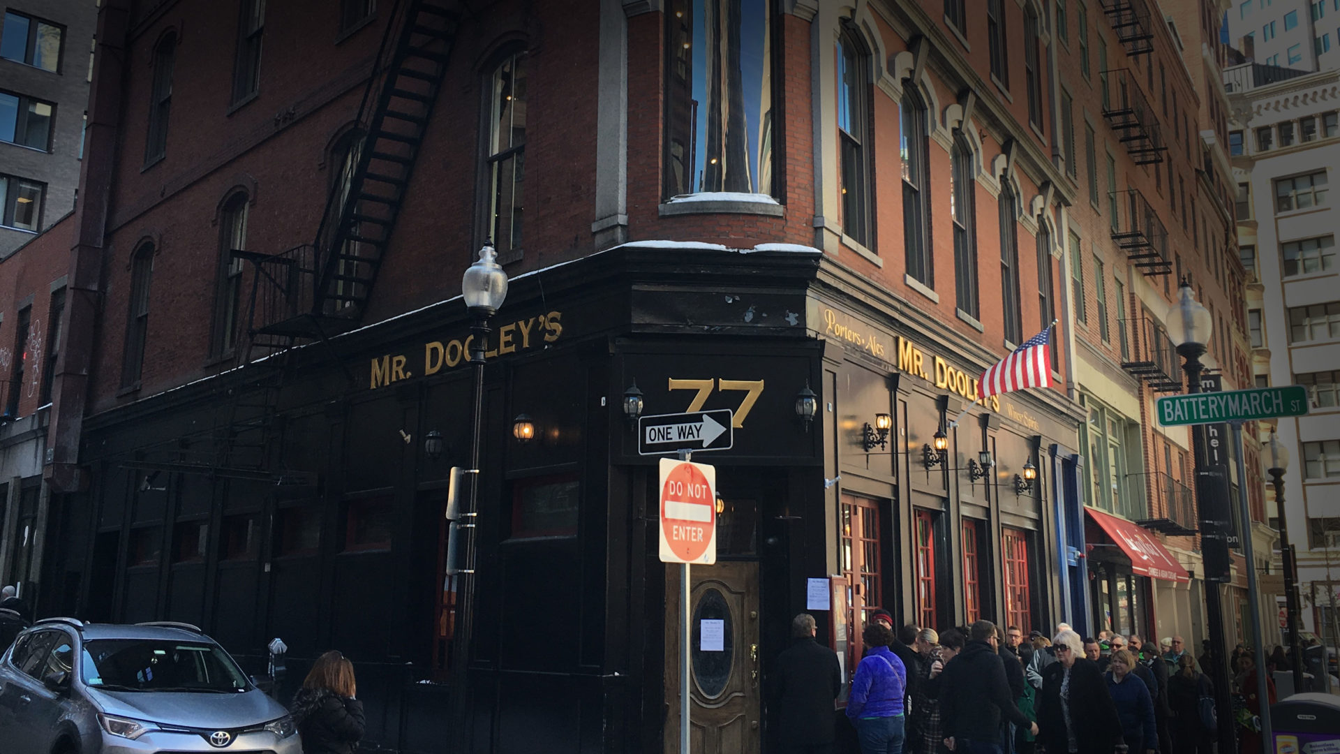 Mr. Dooley's Boston